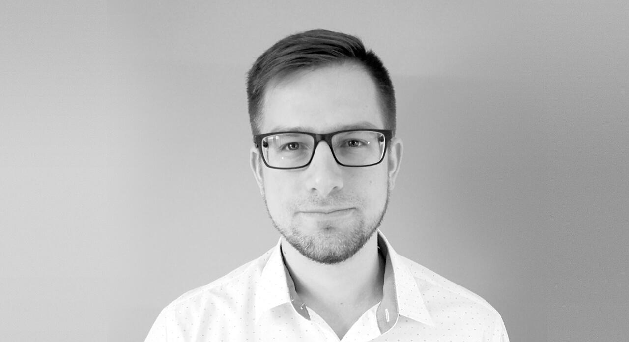 Arek Smorąg – nowy graphic designer