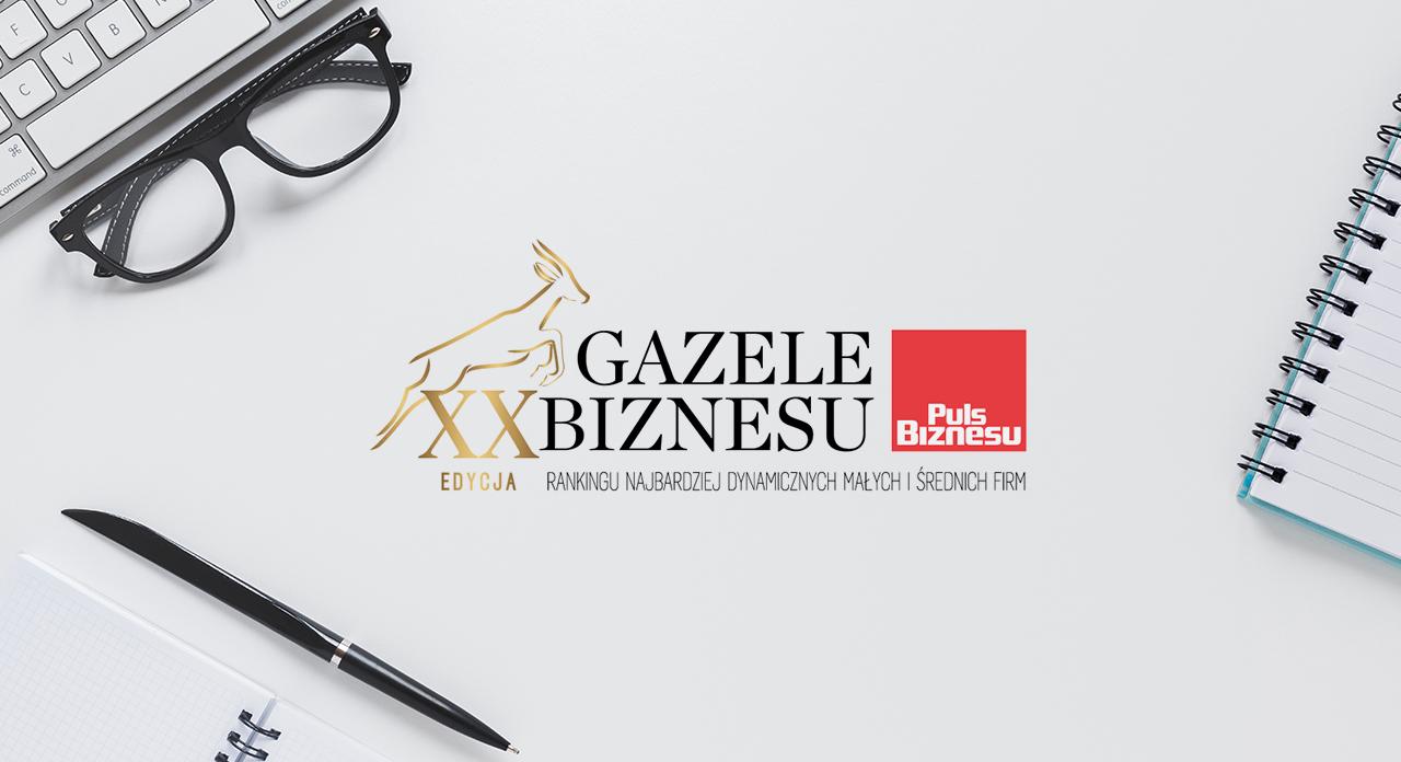 RECEVENT Sp. z o.o. w pierwszej dwudziestce Gazel Biznesu 2019